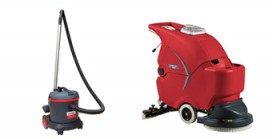 Vacuum Cleaner & Scrubber Drier