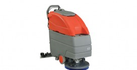 Roots Multiclean Ltd-Scrubber Drier