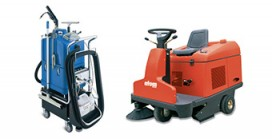 Charnock Equipments Pvt Ltd-Foaming & Sweeping Machine