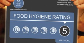 Calculating Food  Hygiene Rating