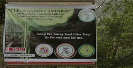 The Clean Aarey Campaign