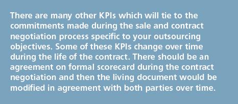 KPIs & Performance Indicators