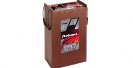 Deep-cycle AGM battery