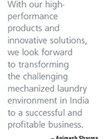 Linen Management at Southern Railway - Clean India Journal