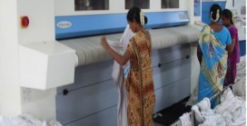 Linen Management at Southern Railway