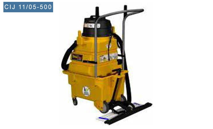 Automated Floor Cleaning Machine Clean India Journal