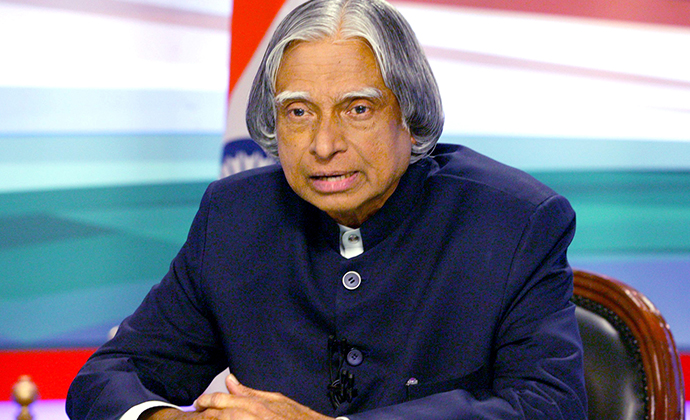Tribute to Dr APJ Abdul Kalam
