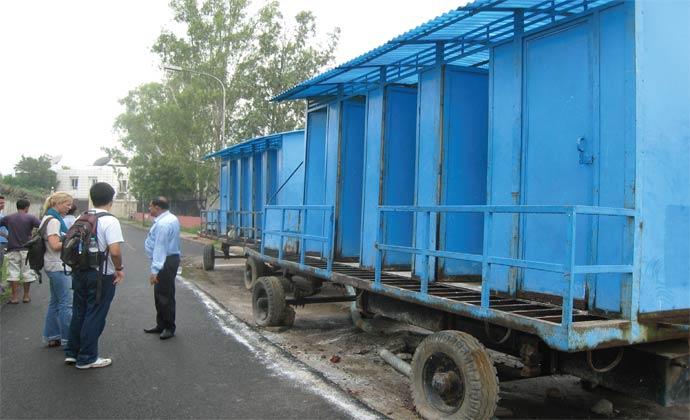 Building Toilets & CSR