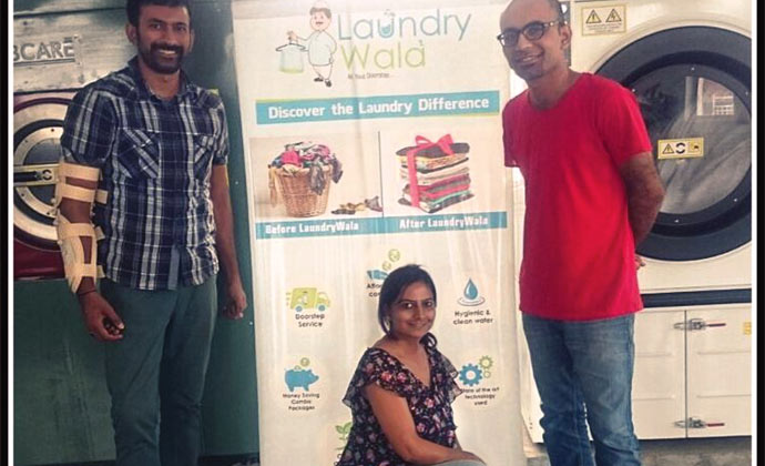 The Story of LaundryWala