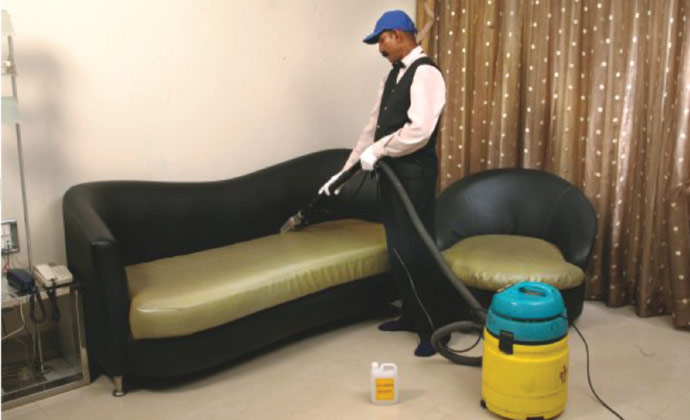 Growing Demand for Professional Home Cleaners