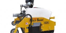 Compact Yard Sweeper