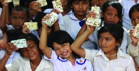 Sealed Air Receives CSR Impact Award
