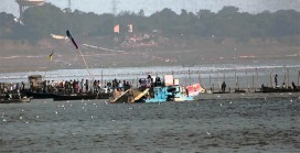 Centre to start Ganga surface cleaning in January 2016