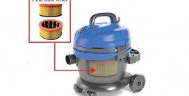 20L Vacuum Cleaner (Italy Motor)