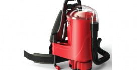 5L Back Pack vacuum cleaner with Italy motor