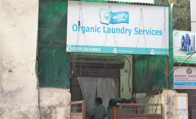 Commercial laundry the eco friendly way