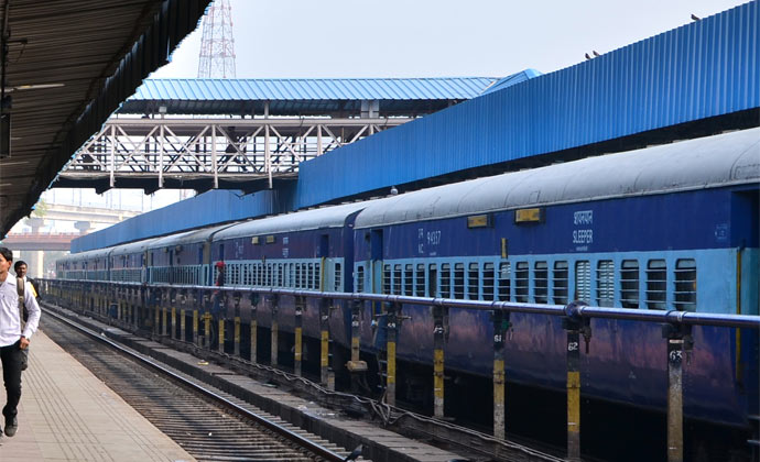 Indian Railways Rolling Out Clean Linen