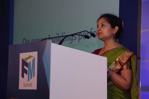 Mili Majumdar,Senior Director, Sustainable Habitat Division,TERI