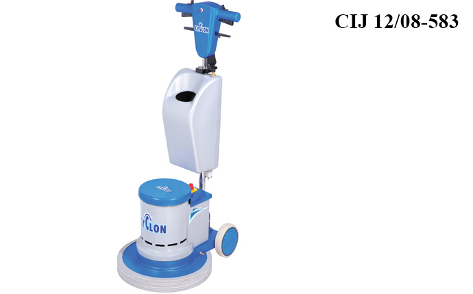 Scrubbing, Shampooing, Polishing Machines