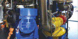 NEW GAS BLENDING TECHNOLOGY FOR CHPS