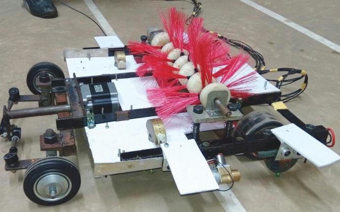 Vehicle Underbody washing system