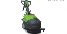 Walk behind scrubber driers Model: CT 30