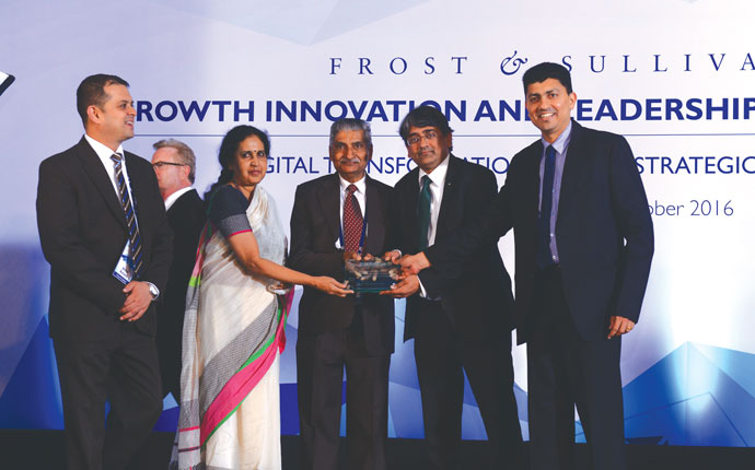 Award for ISS Facility Services India