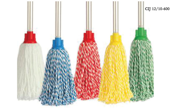 New Range of Micro-fibre Mops
