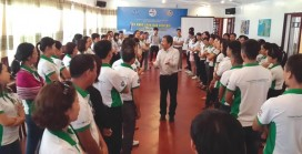 Vietnam Housekeepers' Training Session
