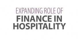 Expanding Role of Finance In Hospitality