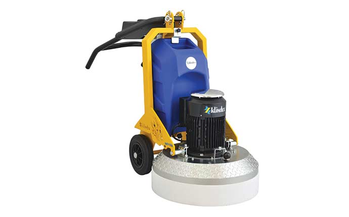 Hercules 601 T5 VS – Floor Grinding machine with DCS System