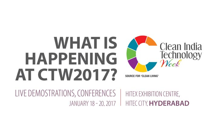 Glimpse of CTW 2017