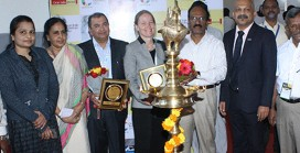 Clean India Technology Week 2017 Inauguration by Dr B. Janardhan Reddy
