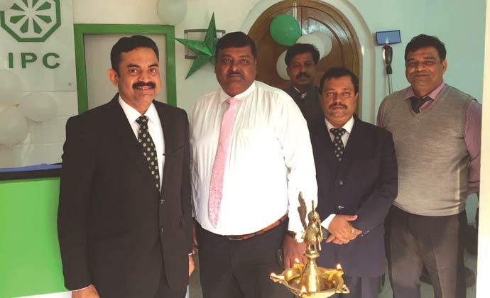 IPC India opens office in Kolkata