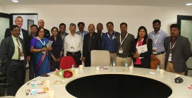 Brainstorming Session Indian Railway – Facility Service Companies Meeting