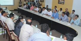 Round Table Conference on City Cleaning