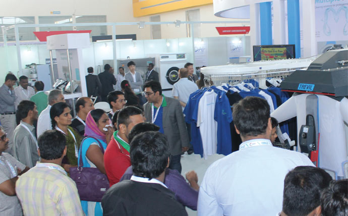 Laundrex India Expo