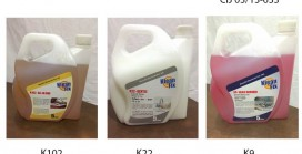 Multiple Cleaning Solutions