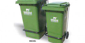 Nilkamal Limited – Wheeled Waste Bins WB120L & WB240L