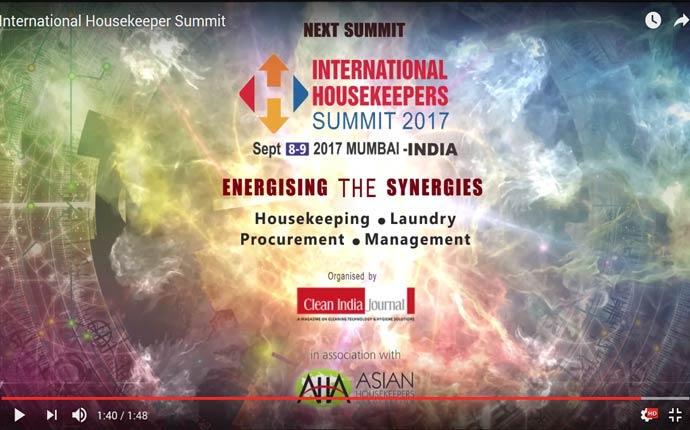 International Housekeeper's Summit 2017