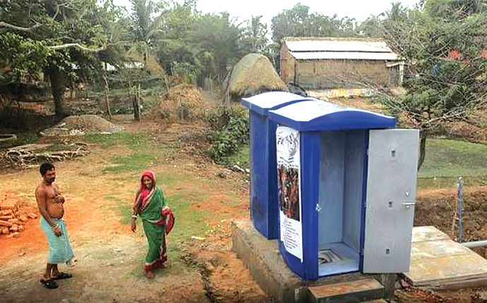 India is winning its war on human waste