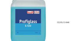 Streak-free Glass Cleaning