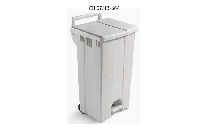 Recycled Plastic Bin