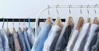 How to trust a dry-cleaner?