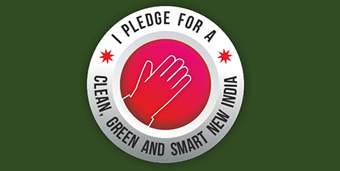 I Pledge for a Clean, Green and Smart new india