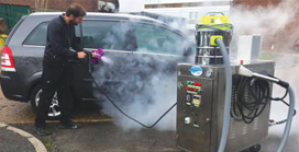 Breakthrough in vehicle cleaning technology