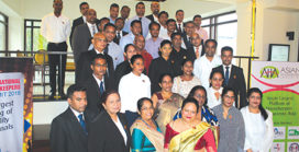 Asian Housekeepers Association heads meet Sri Lankan Housekeepers at Colombo