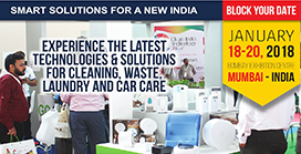 Experience the Latest Technologies & Solutions for Cleaning, Waste, Laundry & Car Care