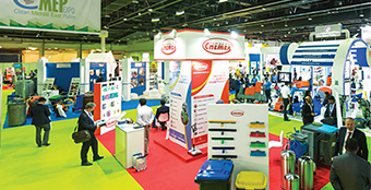 Middle East Cleaning Technology Week 2017