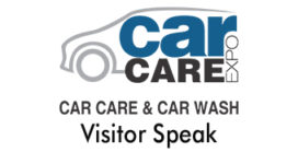 Car Care Expo Visitor Speak